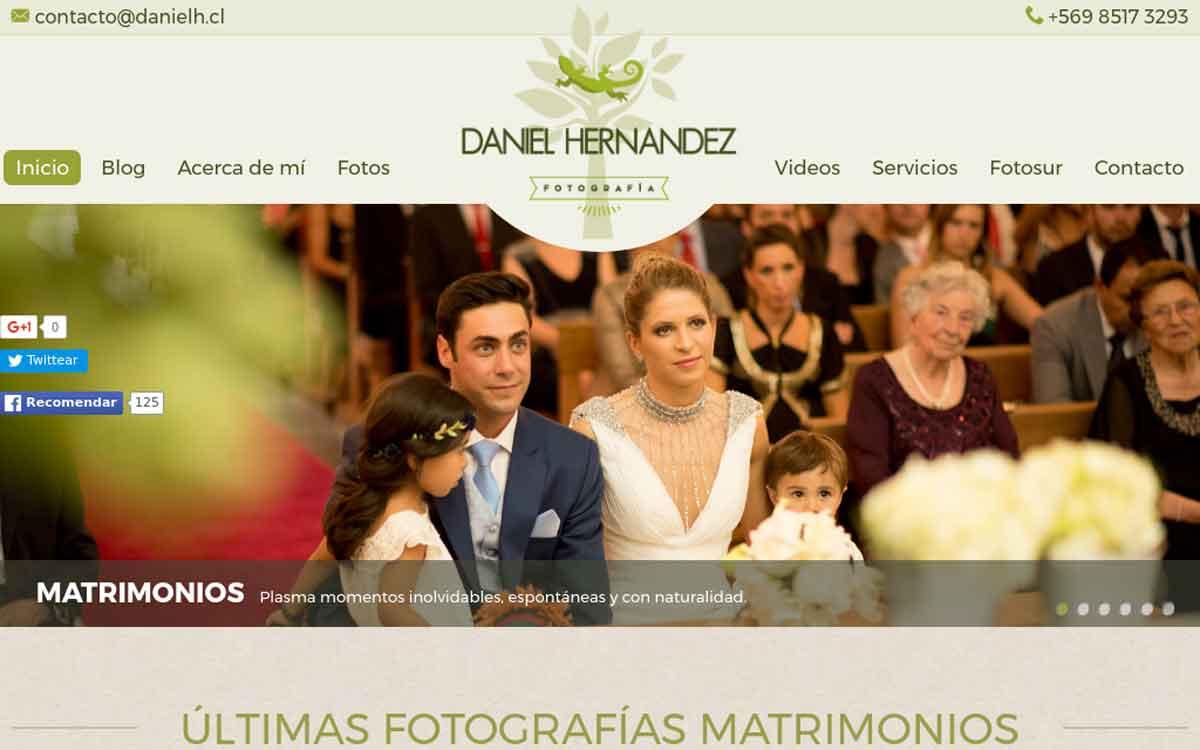 Fotógrafo para matrimonios en chile