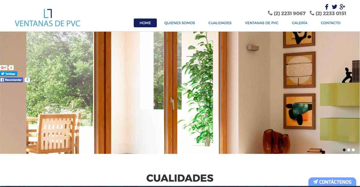 Fabrica ventanas pvc