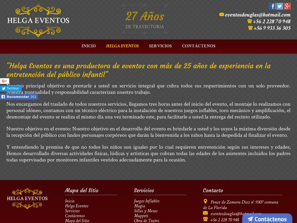 Empresa de Arriendo Juegos inflables en Chile