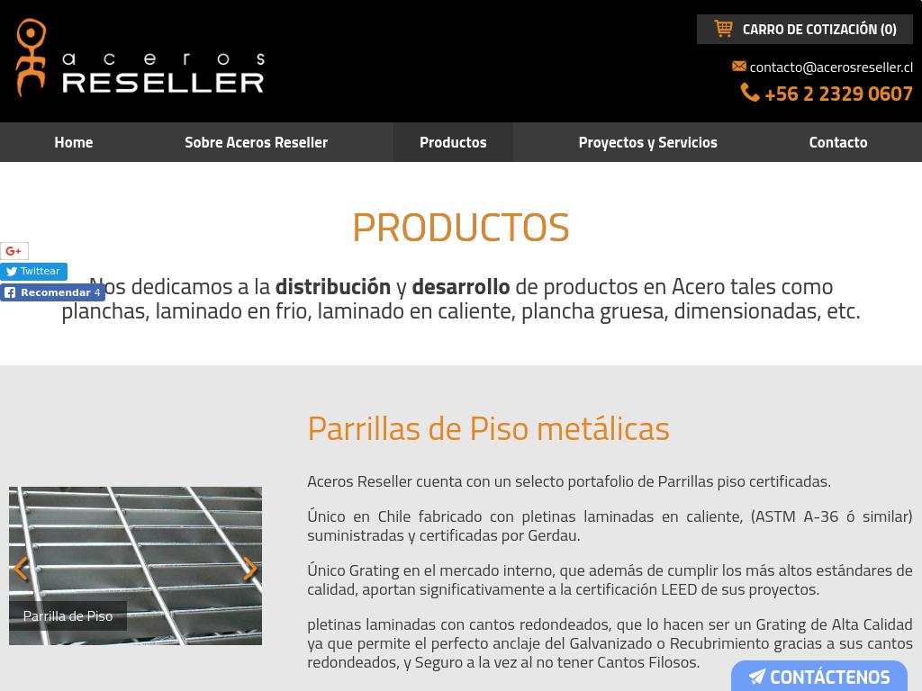 cubiertas industriales en Santiago