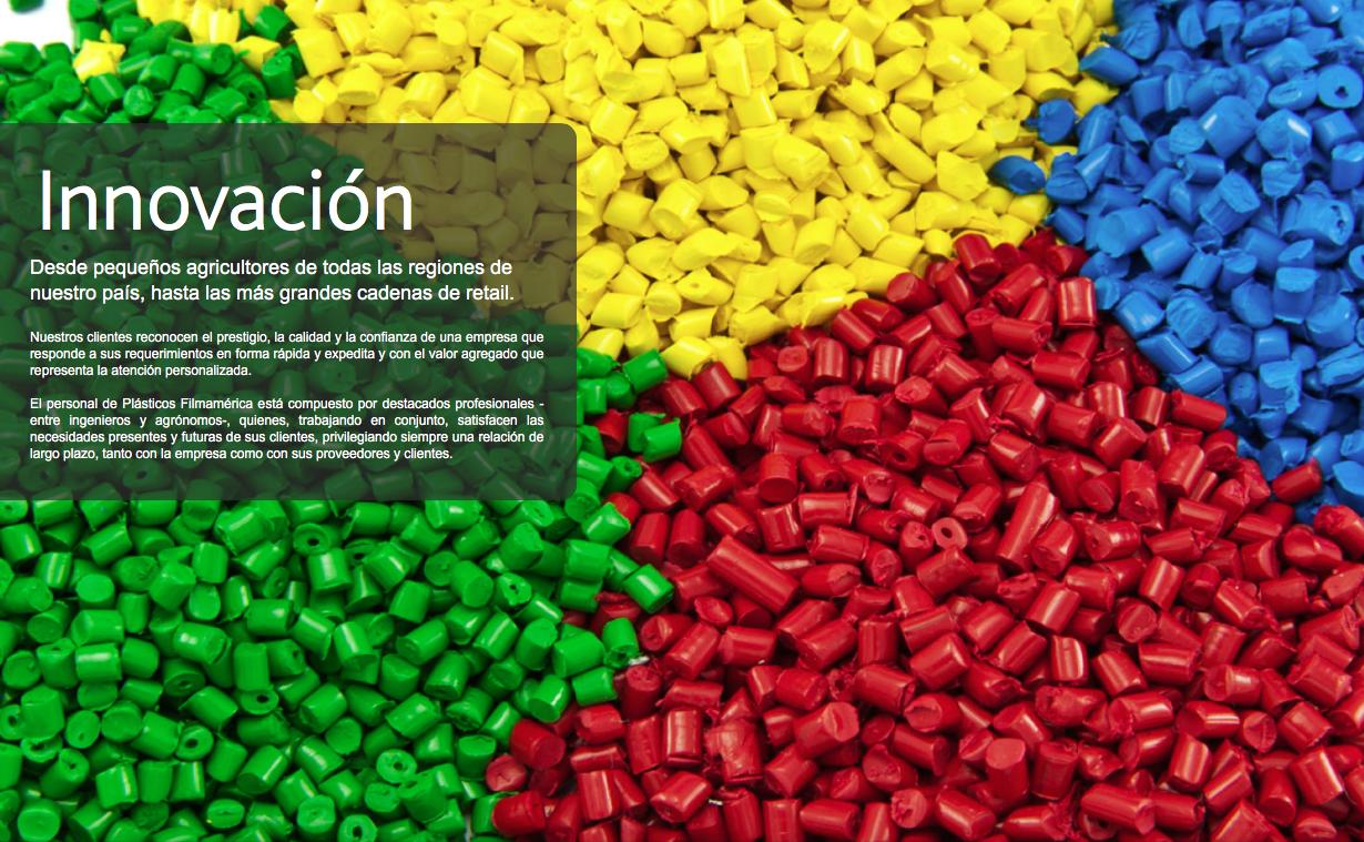 Plasticos invernaderos en Santiago