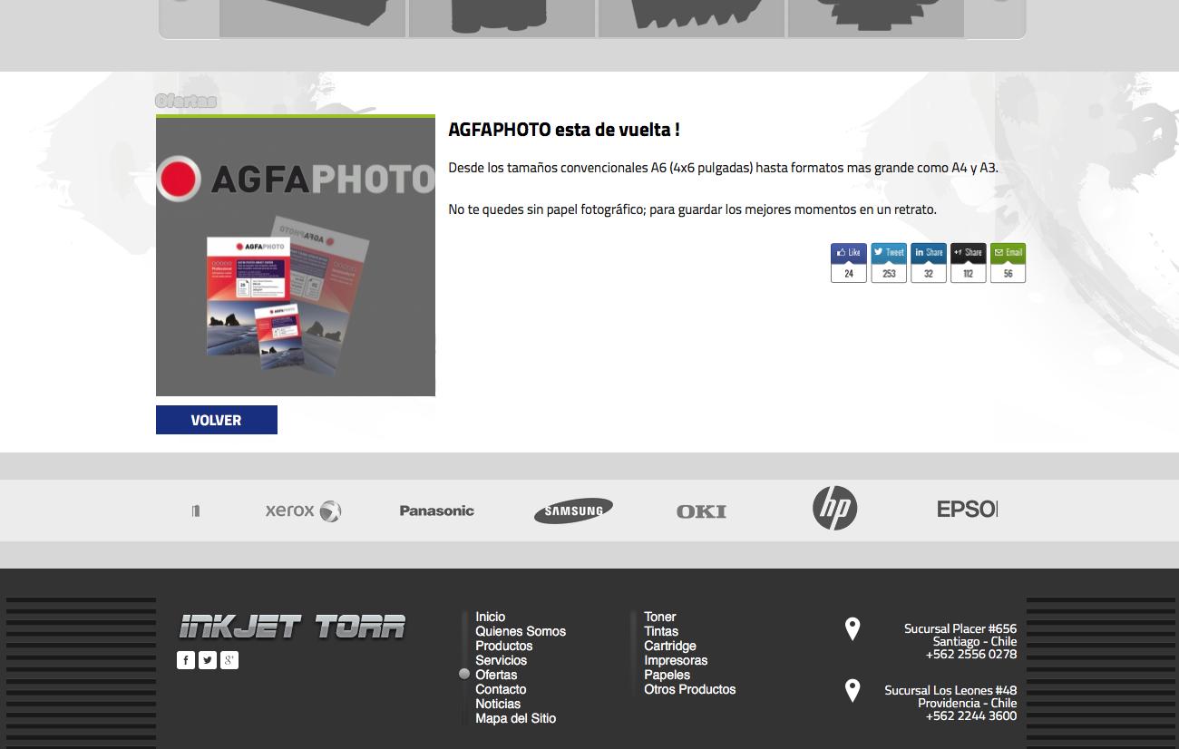 Papel Agfa