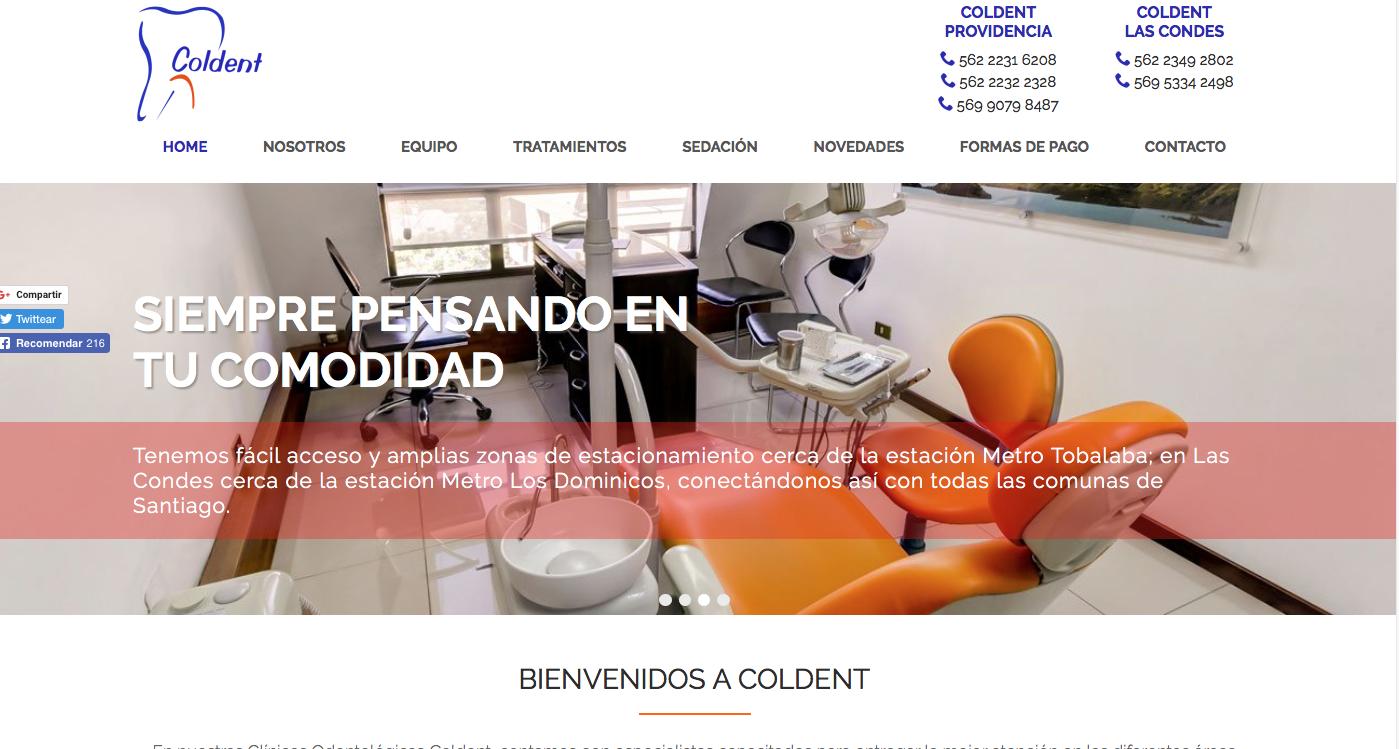 Estética dental Santiago