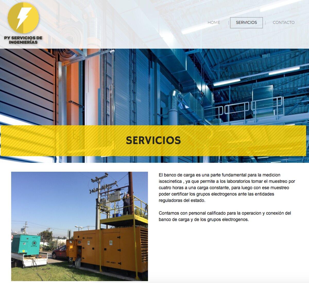 trabajos con Banco de Carga