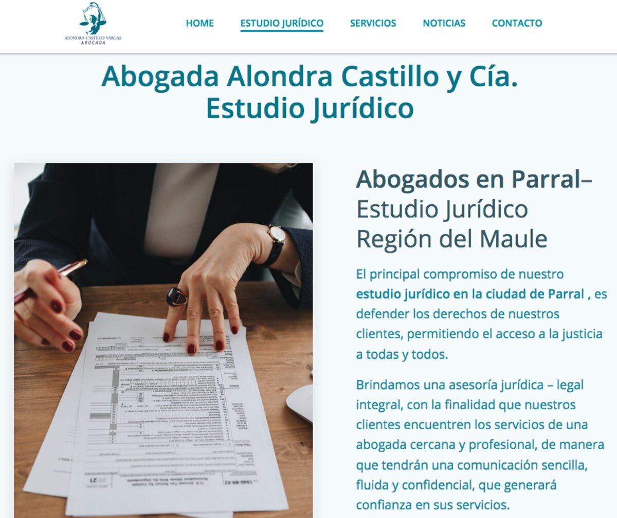 Asesoría jurídica en Parral